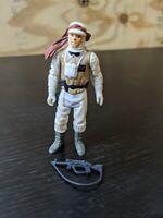 1980 Vintage Star Wars Hoth Luke Skywalker Figure Complete & Original TIGHT NM
