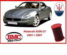 Filtro aria sportivo BMC per Maserati 4200 GT V8 tuning motore kit filter filtre
