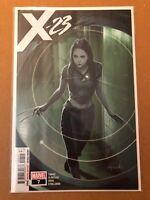 X-23 #7 --(NM/MT condition)-- 1st X-Assassin, Marvel Comics 2018