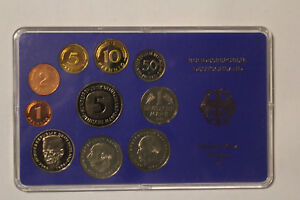 KMS BRD 1983 F Staatliche Münze Stuttgart   PP