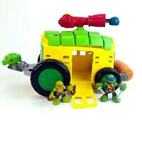 Teenage Mutant Ninja Turtles Half Shell Heroes Shellraiser Vehicle with Figures