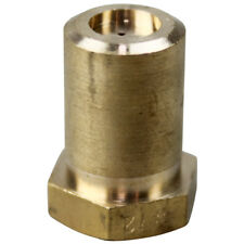Hood Burner Orifice THREAD 3/8-27 DRILLED TO SIZE FITS MANY VALVES for RANGES