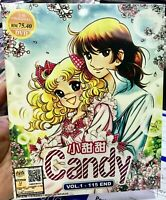 Candy Candy (Vol.1 - 115 End) ~ All Region ~ Brand New Factory Seal ~