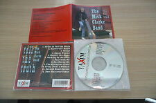 @ CD THE MICK CLARKE BAND - TELL THE TRUTH / TAXIM RECORDS 1991 ORG