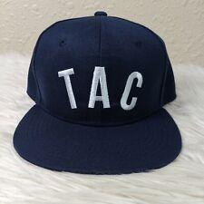 Tacoma Rainiers TAC AAA Mariners Minor League Baseball Hat Snapback Cap Blue