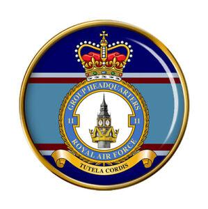 11 Group Headquarters, RAF Pin Badge