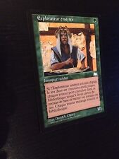 MTG MAGIC WEATHERLIGHT VETERAN EXPLORER (FRENCH EXPLORATEUR EMERITE) NM