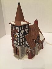 Lighted Collectible Dept. 56: Old Michael Church - Dickens Village Christmas