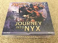 Magic the Gathering JOURNEY INTO NYX Fat Pack *SEALED* 9 Booster Packs ENGLISH