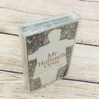 New Mr. Holland's Opus Original Soundtrack Rare Cassette Vintage Tape Sealed