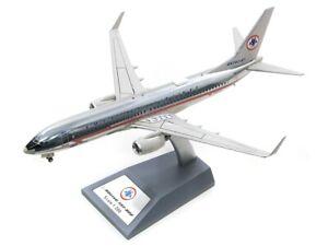 INFLIGHT 200 IF738AA0120P 1/200 AMERICAN AIRLINES B737-800 N905NN POLISHED W/STD