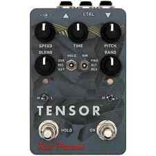 NEW! Red Panda Tensor time warp delay pedal
