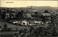 Dippoldiswalde Sachsen Sächsische Schweiz Osterzgebirge AK ~1910 Kirche Panorama