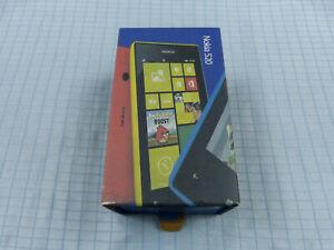 Nokia Lumia 520 8GB Blau! Ohne Simlock! Neu & OVP! Unbenutzt! RAR!