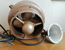 More details for vintage electric wall fan - british thomson houston co ltd item is untested