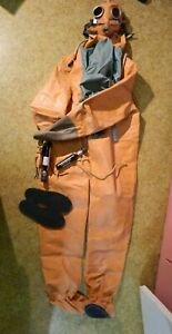 USSR Diving Suit NOS Not Used Full Set SGP-K-2.+2 H2O cylinders+foot weights