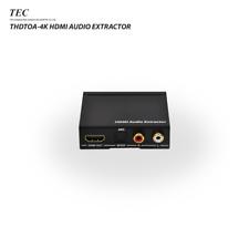 Brand New Tec Thdtoa-4K Hdmi Audio Extractor Free Shipping