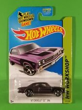 Hot Wheels - '67 Chevelle Ss 396 (Purple)