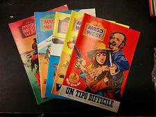 Il Mago West rivista completo 5 volumi