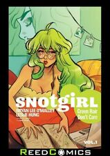SNOTGIRL VOLUME 1 GREEN HAIR DONT CARE GRAPHIC NOVEL New Paperback Collects #1-5