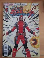 Despicable Deadpool #296 Marvel Comics 1st Print EXCELSIOR BIN