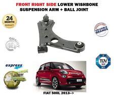 PER FIAT 500L 2013- > ant. DX BRACCETTO Sospensioni quadrilatero INFERIORE+
