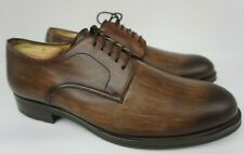 Magnanni Solano Brown Lace Up Men's Shoes Size 10 M US