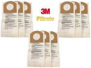3M Filtrete 65704 Dirt Devil Type G Bags (9 Pack) Type G 3010347001 3010348001