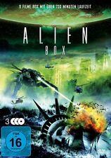 Alien Box - 9 Filme und 730 Minuten [FSK16] (3 DVDs) NEU+OVP