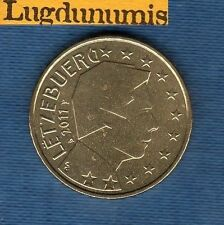 Luxemburgo 2011 - 50 céntimos de Euro - Pieza nueva de rodillo - LUXEMBURGO