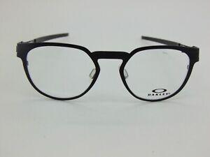OAKLEY DIECUTTER OX3229-0150 Satin Black 50mm Rx Authentic Eyeglasses