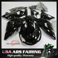 Glossy Black Fairing Kit Bodywork ABS fit for KAWASAKI NINJA ZX-14R 2006-2011 07