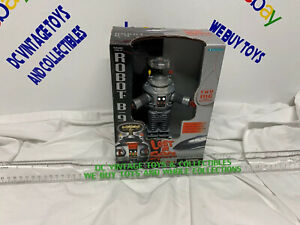 """LOST IN SPACE Robot B-9 Small 7"""" Collector Edition Brand New Opened Box"""