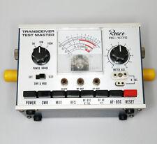 Reace RS107S Funktester PWR  SWR Meter CB-Funk Messgerät funktioniert prima