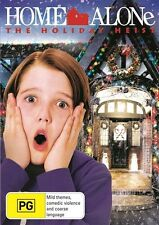 HOME ALONE : Holiday Heist : NEW DVD