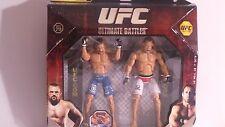 UFC 79 Series 1 Chuck Liddell Vs. Wanderlei Silva Action Figure(006)