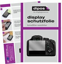 6x Panasonic Lumix DMC-FZ82 Screen Protector Protection Crystal Clear dipos