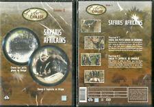 DVD - L' ART DE LA CHASSE : SAFARIS AFRICAINS PETITS GIBIERS / NEUF EMBALLE