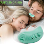 Electric Micro CPAP Noise Anti Snoring Device Sleep Apnea Stop Snore Aid Stopper