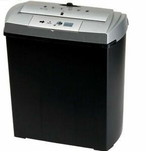 GENIE 250 CD Aktenvernichter Papierschredder Papier Schredder Reißwolf Shredder