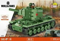 COB03039 - Cobi - Small Army - WOT KV-2 - Genuine Model - GIFT IDEA NEW