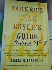 NEW Parker's Wine Buyer's Guide, 7th Edition: .. 074327198x by Parker, Robert M.
