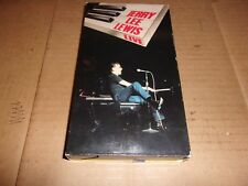 Jerry Lee Lewis Live (VHS, 1991)