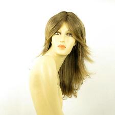 length wig for women golden brown wick ref ZOE 6t24b PERUK