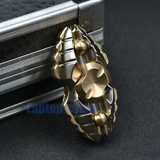 Egyptian Beetle Hand Spinner Alloy EDC Focus ADHD Autism Adult Finger Fidget Toy