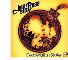 (DZ648) Yes Sir Boss, Desperation State EP - 2012 DJ CD