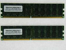 8GB 2x4GB Dell PowerEdge SC1420 Memory PC2-3200 ECC REG