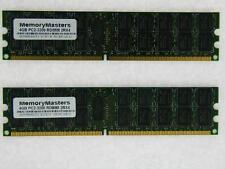 8GB 2x4GB Dell PowerEdge SC1420 Memory PC2-3200 ECC REG