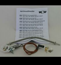 Wolf Zündbrenner kpl. mit Zündgasleitung  FNG CNG NG-4E TNG 8750018 (2800510)