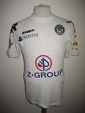 Slovacko MATCH WORN Czech SIGNED football shirt soccer trikot maillot size M